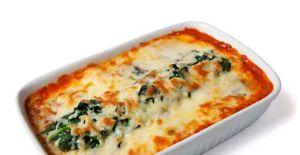 Lasagne Gorgonzola Spinaci